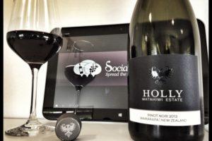 2013 Matahiwi Estate Holly Pinot Noir, Wairarapa