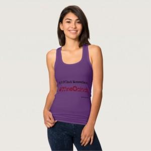 #Wineoclock Fun Wine T-Shirt White Purple Women 512x512 Social Vignerons
