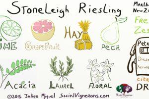 2014 Stoneleigh Riesling, Marlborough
