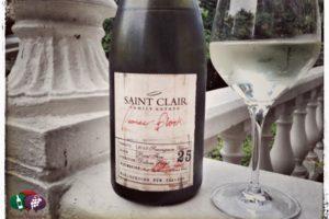 2015 Saint Clair Pioneer Block 25 Point Five Sauvignon Blanc, Marlborough
