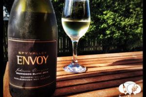 2014 Spy Valley Johnson Vineyard Envoy Sauvignon Blanc, Marlborough