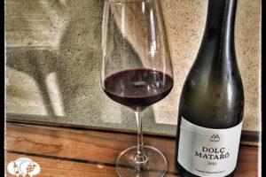 2012 Alta Alella Dolç Mataró Organic Sweet Red Wine, Catalonia