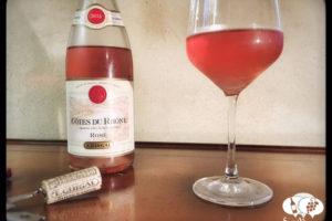 2015 E. Guigal Côtes du Rhône Rosé, France