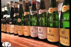 Tastings & Reviews of Famille Hugel Wines at Riquewihr, Alsace