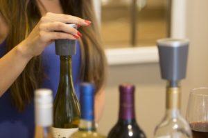 Crowdfunding: Vestia Wine Saver Keeps Wine Fresher Longer