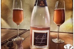 Louis de Sacy Cuvée Grand Cru Brut Rosé, Champagne