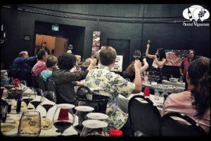Zinfandel Blending Workshop at 2016 Wine Bloggers Conference #WBC16