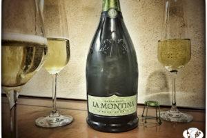 La Montina NV Extra-Brut Franciacorta, Sparkling from Piedmont
