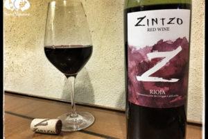 2015 Zintzo Red, Rioja