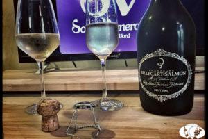 2002 Champagne Billecart-Salmon Cuvée Nicolas François Billecart Brut : Outstanding & Delightful !
