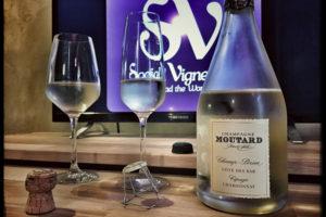 Champagne Moutard Père & Fils 'Champ Persin' Blanc de Blancs Chardonnay Brut, Côte des Bars : Balance & Personality !
