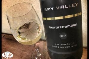 2015 Spy Valley Gewurztraminer, Marlborough, New Zealand