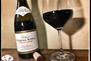 2014 Laurent Miquel Cazal Viel Saint-Chinian Vieilles Vignes, Languedoc