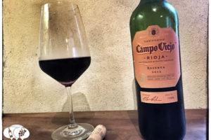 2012 Campo Viejo Reserva, Rioja, Spain