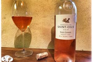 2016 Château Saint-Cels Saint Chinian Rosé, Languedoc, France