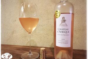 2016 Famille Sumeire Château l'Afrique Côtes de Provence Rosé, France