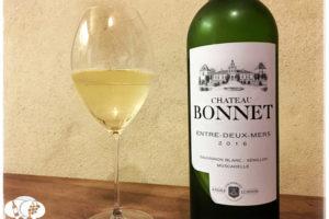 2016 Chateau Bonnet Entre-Deux-Mers Blanc, Bordeaux, France