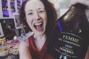Wine Blogger Interview: Cathrine Todd, Dame Wine