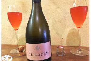How Good is De Lozey Rosé de Saignée Champagne?