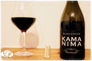 2015 André Macionga Cuvée Schneider 'KamaNima' Rotwein, Pfalz