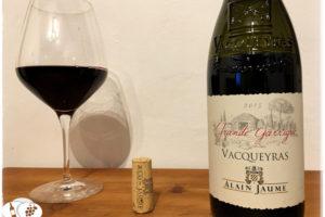 How Good is Alain Jaume Grande Garrigue Vacqueyras?