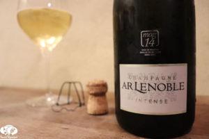 AR Lenoble's new mag 14 Brut Intense Champagne