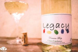 2017 Domaine Rety Legacy, Roussillon White Wine